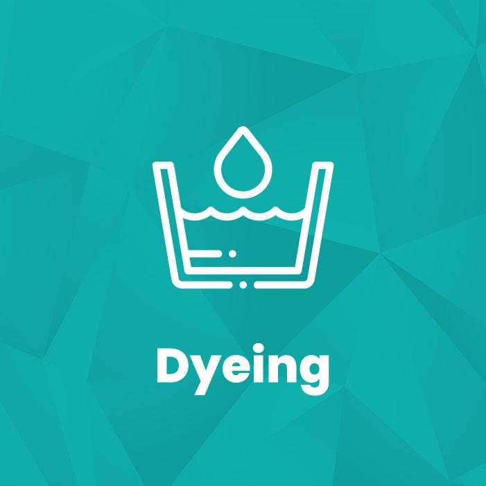 Dyeing